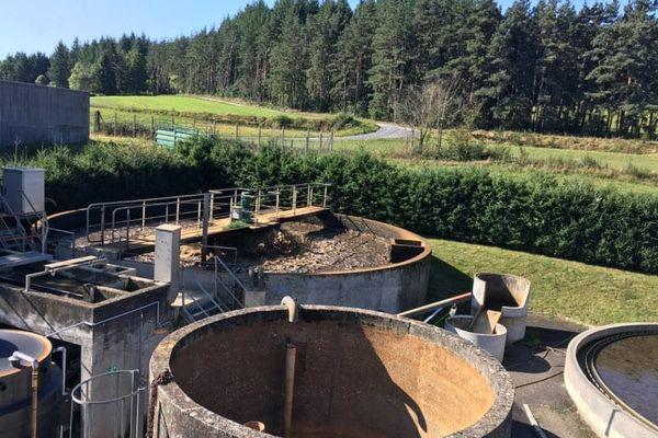 Les boues résiduelles de la station d'épuration de Sainte-Sigolène sont encore au dessus des normes de pollution aux PCB.