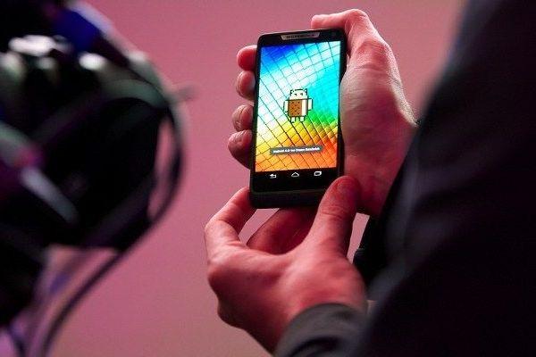 Le smartphone est à l'honneur du congrès à Nice.
