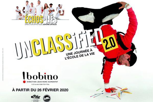 Les Echos Liés jusqu'au 20 juin à Bobino!