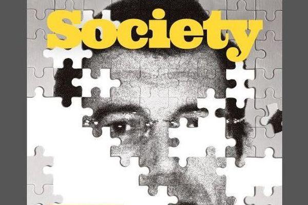 """La Une du numéro de """"Society"""" consacré à la première partie du dossier sur l'affaire Xavier Dupont de Ligonnès, et sorti le 23 juillet 2020"""