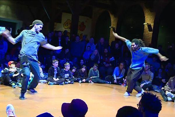La première Happy Battle de Perpignan a rencontré un succès, plus de 300 personnes étaient présentes - 28 janvier 2017