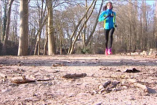 Floriane Chevalier-Garenne veut conserver son titre régional