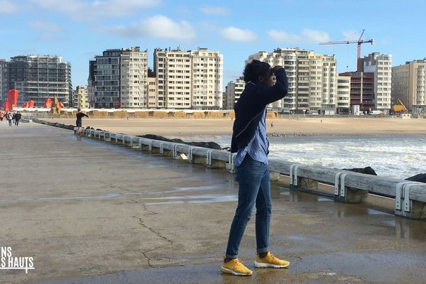 """Kamini visite """"Ostende, l'élégante extravagante"""" dans Les gens des Hauts"""