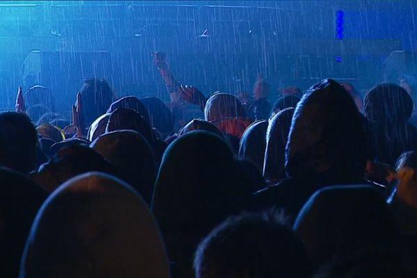 Urban Empire, succès sous la pluie