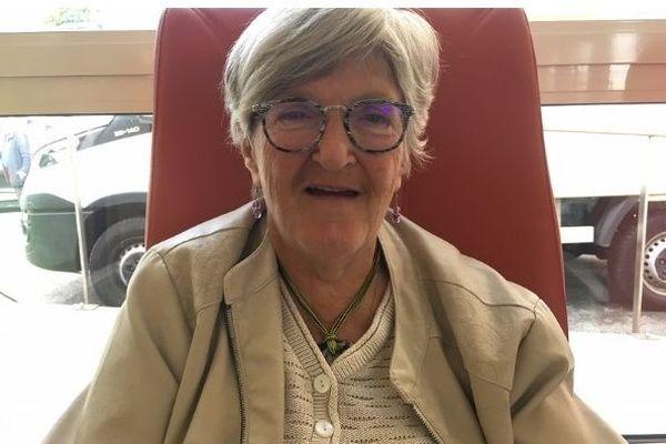 Marie-Thérèse, 78 ans