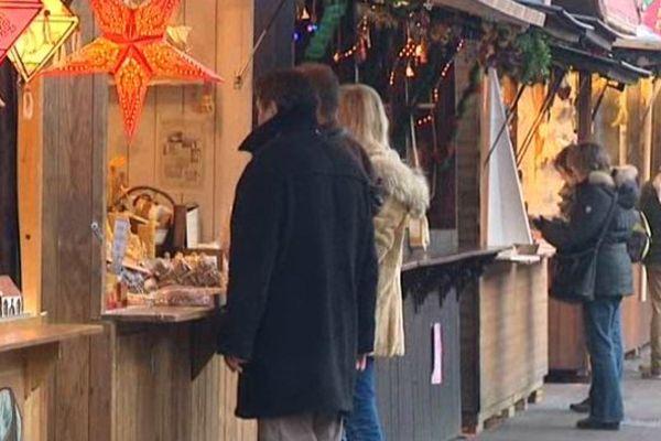 C'est le dernier jour pour profiter du marché de Noël
