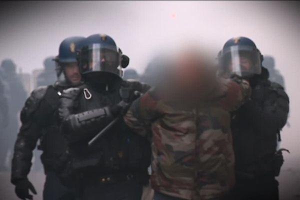 10 personnes ont été interpellées samedi 15 décembre lors de la manifestation des gilets jaunes