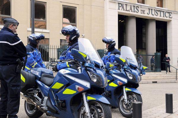 Nîmes - L'homme a été déféré au parquet, et placé en détention provisoire dans l'attente de son jugement - octobre 2019