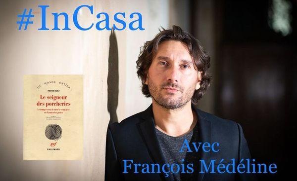 C'est François Médéline qui s'est essayé à l'exercice de critique littéraire en temps de crise, avec son style inimitable !
