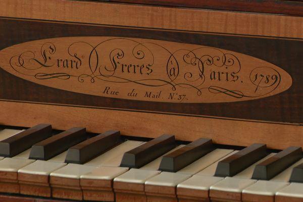 Un piano classé monument historique