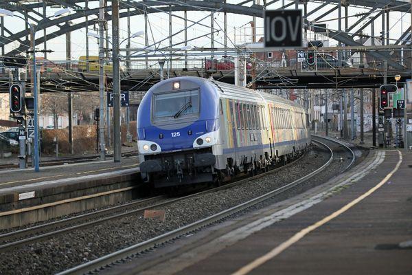La circulation des TER entre Strasbourg et Kehl est interrompue lundi 1er mars en raison d'un acte de vandalisme.