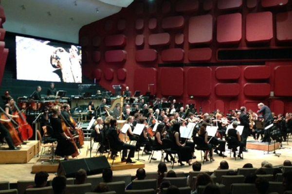 Le Philharmonique de Strasbourg, en ouverture de SaxOpen au PMC, jeudi soir