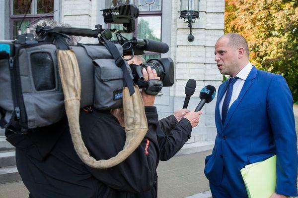 Theo Francken est secrétaire d'Etat à l'Asile et à la Migration.
