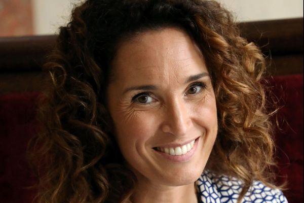 Marie Sophie Lacarrau de France 3 Midi-Pyrénées au 13H de TF1