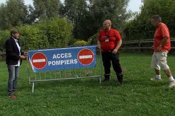 Les organisateurs ont établi un plan de sécurité avec les services de la préfecture de la Manche et le SDIS.