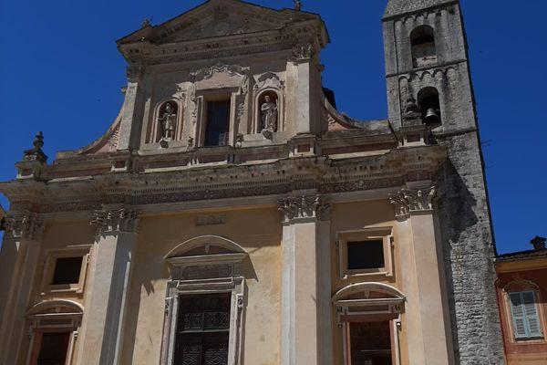 La cathédrale Saint Michel de Sospel. Epoque et styles : XVIIe et XIIe.