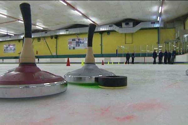 L'Ice stock, nouveau sport à Avignon