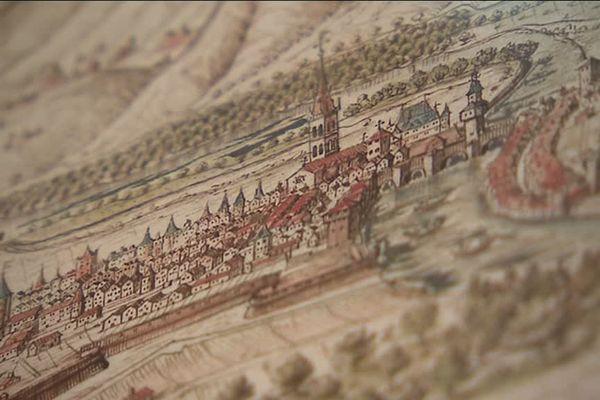 Grenoble en l'an de grâce 1604