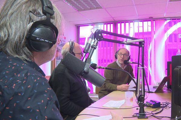 Bram FM à Tulle fait partie des radios locales inquiètes.