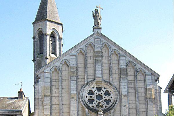 La Chapelle Saint-Sauveur à la Souterraine