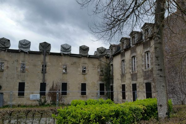 L'ancien couvent des Carmélites de Ploërmel fait partie des sites retenus.