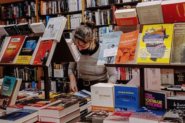 La librairie Nordest à Paris