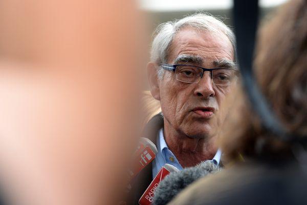 Le socialiste Henri Emmanuelli est décédé le 21 mars 2017