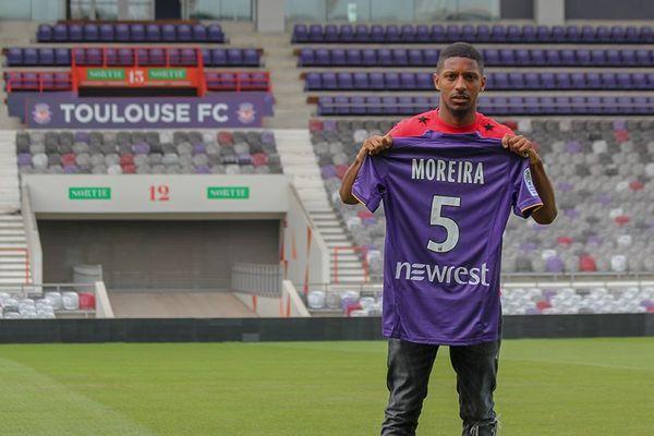 L'ancien lorientais a signé pour trois saisons.
