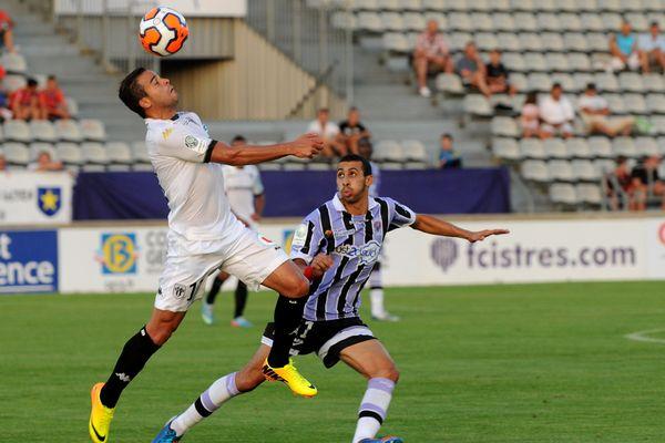 Angers SCO a su bousculer Istres pour la première journée de championnat de ligue 2