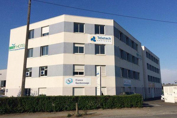 L'entreprise Télétech à Chantepie près de Rennes, emploie des télévendeurs sollicités par les banques et les compagnies d'assurance pour vendre leurs produits. Le site d'Ille-et-Vilaine de de Télétech pourrait fermer.