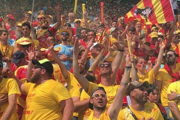 Traumatisé par la descente en 2014, l'USAP sort du purgatoire et va retrouver le Top 14 la saison prochaine après sa victoire en finale de Pro D2 38-13 face à Grenoble. La fête peut commencer.