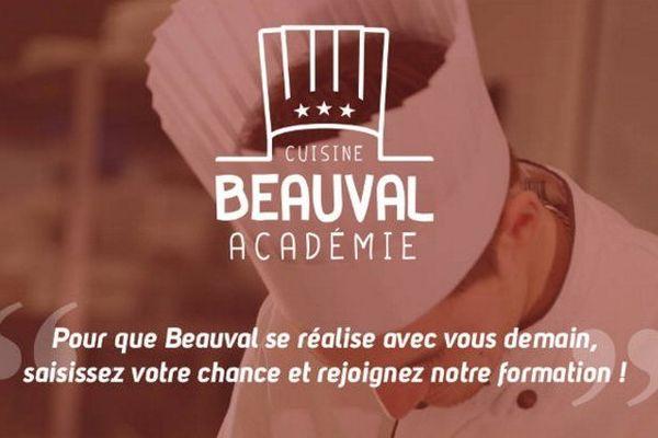 """La """"Beauval Cuisine Académie"""" propose une formation au CAP de cuisine de 15 mois."""