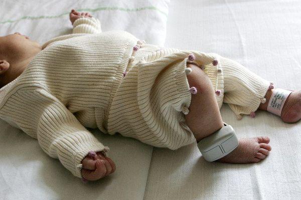 Un nouveau-né.