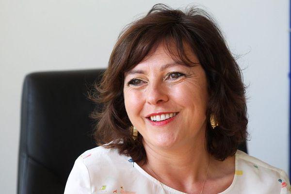 """Carole Delga ne veut pas que le Méditerranée devienne """"un cimetière de migrants""""."""