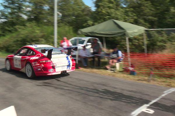 Les pilotes sont de retour sur les routes du Limousin pour la 18e édition du rallye Pays de Saint-Yrieix (Haute-Vienne) du samedi 11 au dimanche 12 septembre 2021.