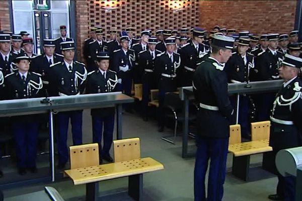 Les élèves gendarmes ont prêté serment au tribunal de grande instance de Dijon, le 20 juin dernier. Un moment très solennel pour ces jeunes gendarmes qui vont grossir les rangs des effectifs cette année.
