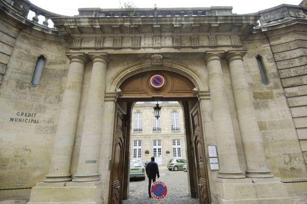 Le crédit municipal de Bordeaux. Photo d'illustration.