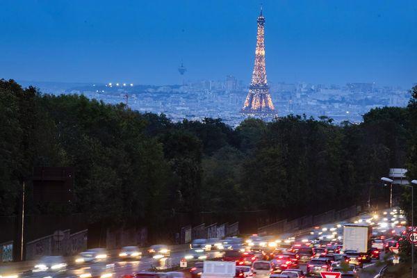 Le trafic routier et le diesel responsables de la concentration de dioxyde d'azote (NO2) dans la région.