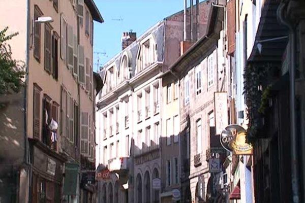 La rue sera piétonne en 2013