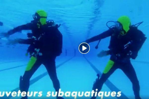 Chaque spécialité des pompiers de l'Eure est présentée dans ce clip publié sur le compte Facebook SDIS27