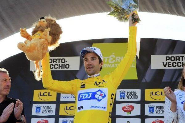 26/03/16 - Criterium international - 2e étape: victoire de Thibaut Pinot