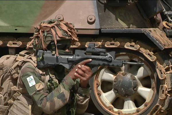 Le 19ème régiment du génie emploie 1700 hommes et femmes