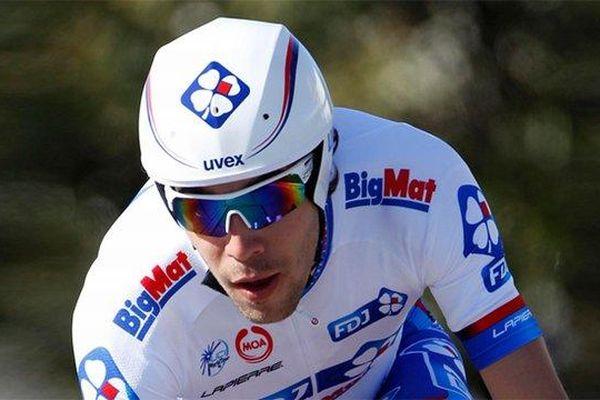 Thibaut Pinot s'est fait remarqué sur le Tour de France 2012. Il est au départ du Tour de l'Ain qui commence ce mardi 07 août.