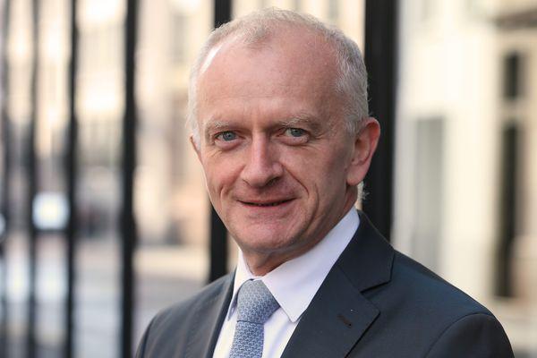 Michel Deneken a été élu président de l'Université de Strasbourg, le 13 décembre 2016, par le conseil d'administration de l'établissement.