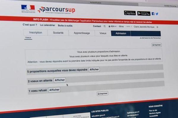 Les inscriptions sur Parcoursup débutent le 22 janvier 2020.Les inscriptions sur Parcoursup débutent le 22 janvier 2020.