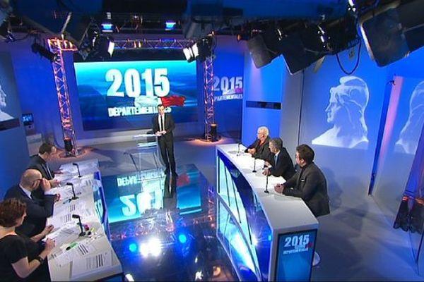 France 3 Bourgogne vous propose plusieurs rendez-vous pour suivre les élections départementales des 22 et 29 mars 2015