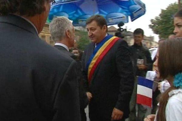 A Tinca (Roumanie), où se sont rendus deux élus de l'agglomération, un tiers de la population est rom.