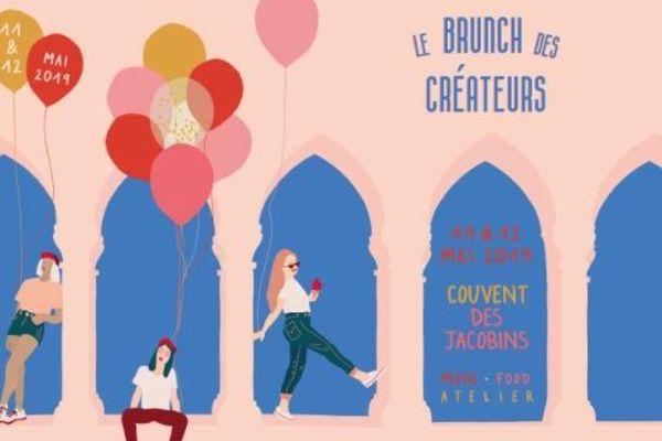 Le Brunch des créateurs est revenu à Rennes.