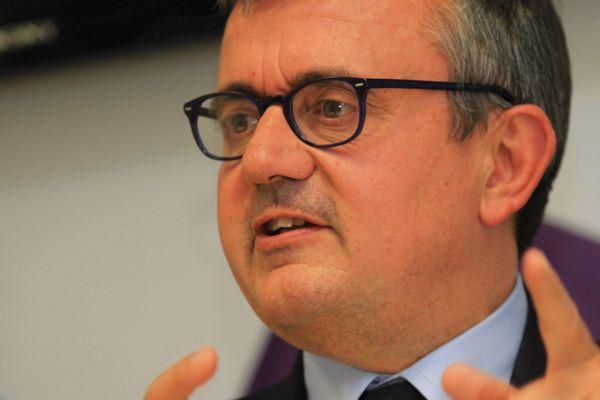 Yves Jégo, député-maire (UDI) de Montereau-Fault-Yonne (Seine-et-Marne).