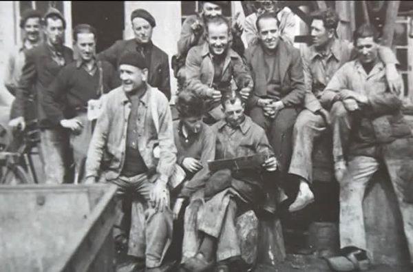 Au plus fort de l'activité, 1500 mineurs travaillaient à Ronchamp